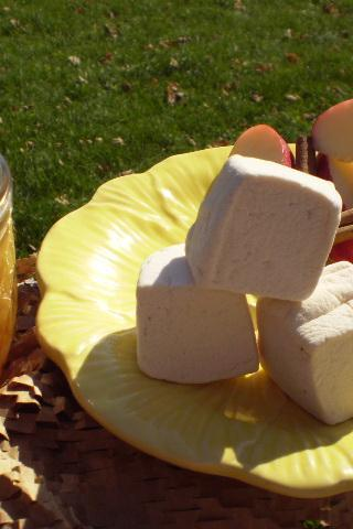 Apple Cider Spice Marshmallows